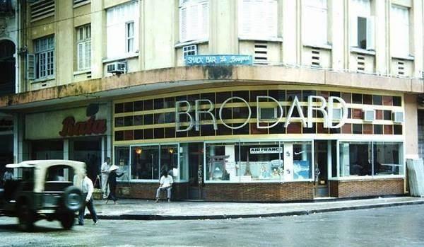 Brodard khi xưa