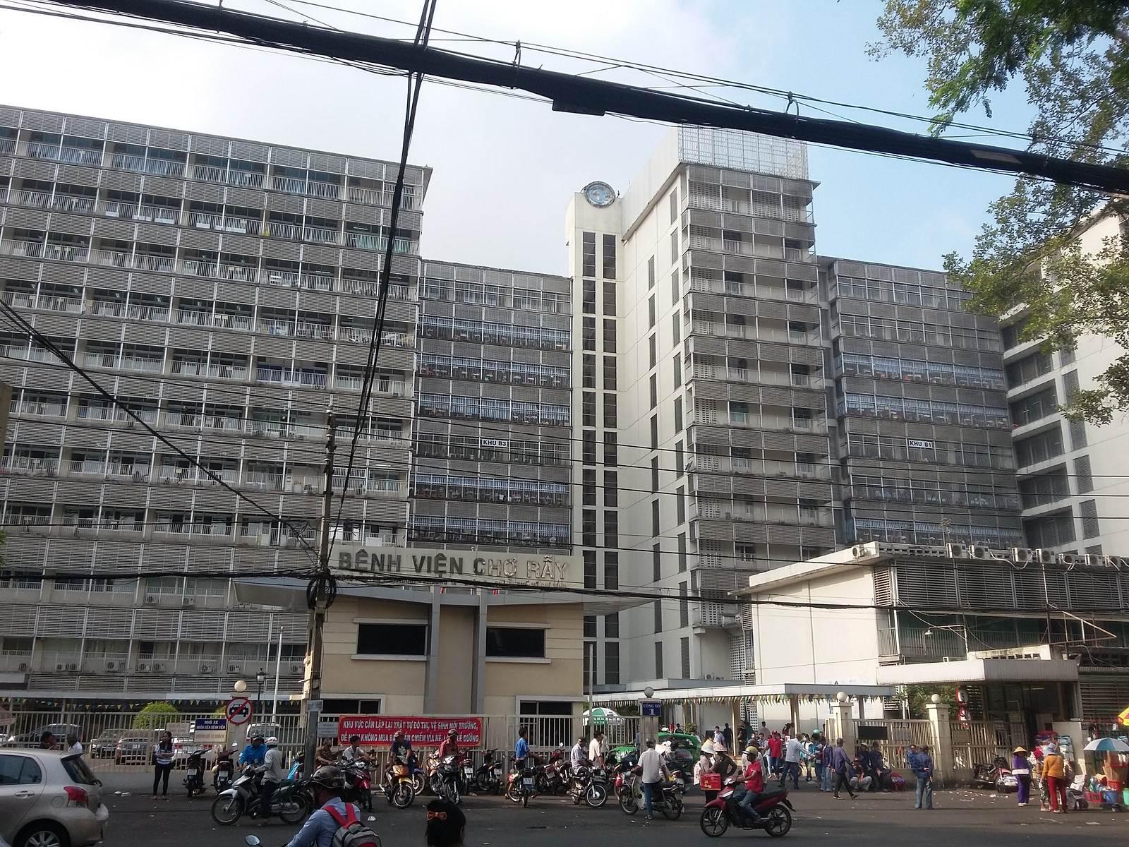 Bệnh viện Chợ Rẫy ngày nay