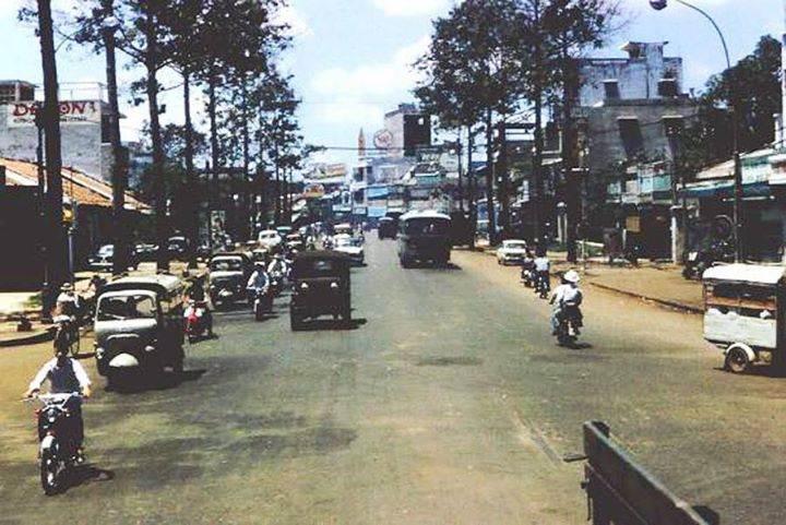 SAIGON 1968-69 - Đường Trần Hưng Đạo