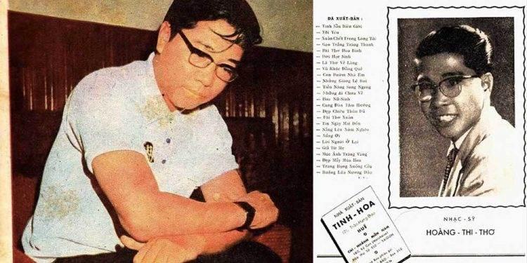 Bài phỏng vấn nhạc sĩ Hoàng Thi Thơ năm 1963