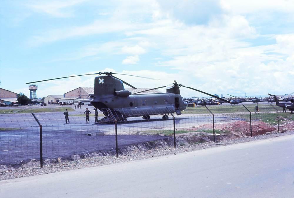 Trực thăng vận tải
