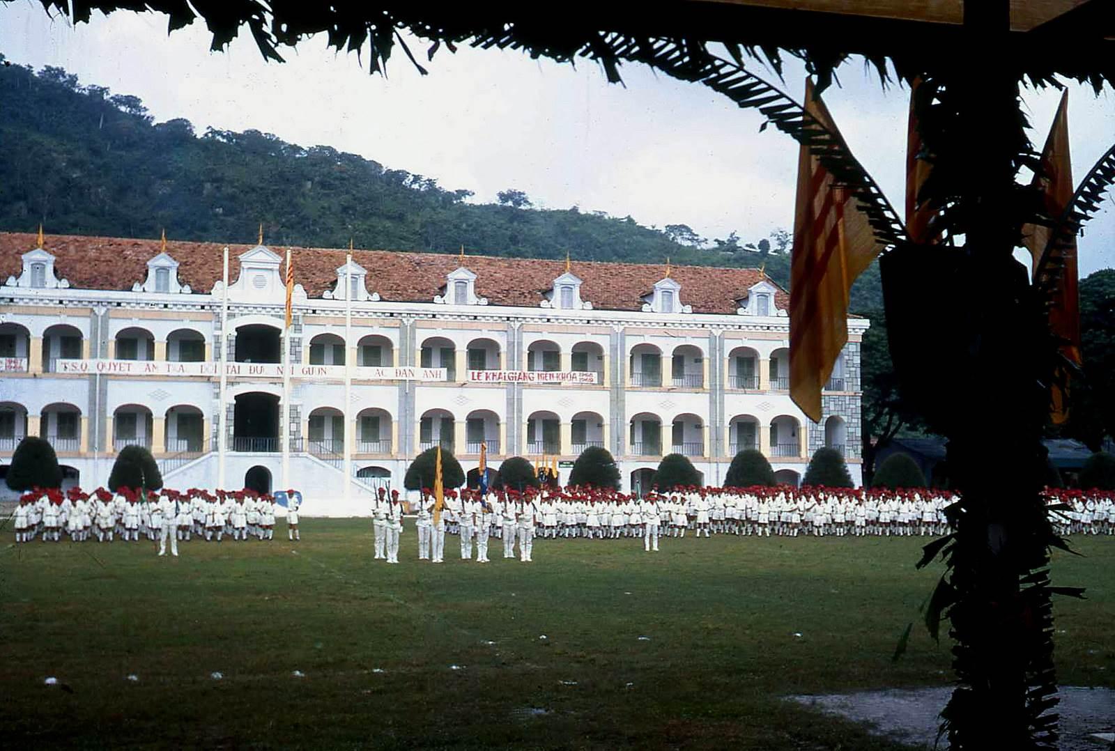 Vung Tau 1968 - Trường Thiếu Sinh Quân