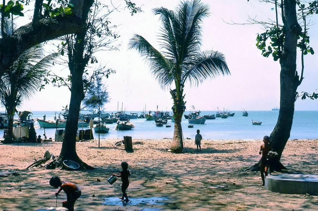 Bãi Trước Vũng Tàu ngày đó