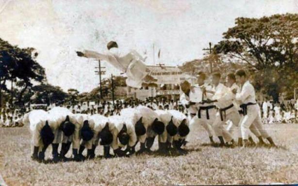 Bên cạnh võ Thái Cực Đạo, T.S.Q. cũng được rèn tập võ Nhu Đạo.