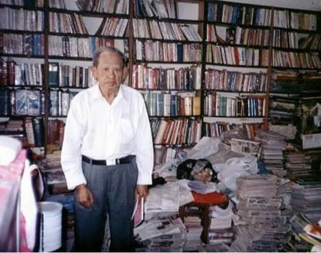 Ông Khai Trí - chủ nhà sách Khai Trí nổi tiếng thời đó