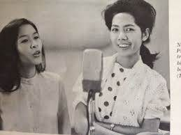 Ca sĩ Phương Dung hồi còn trẻ