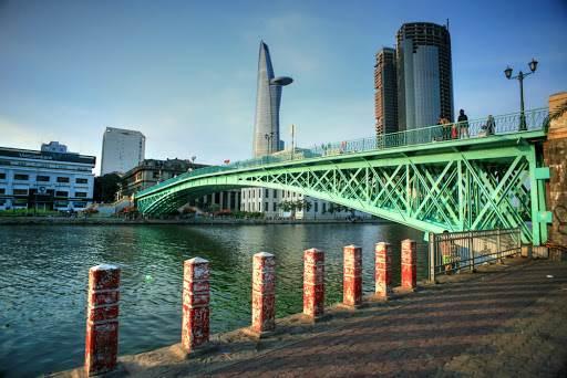 Cầu Mống vẫn tồn tại bền bỉ theo thời gian