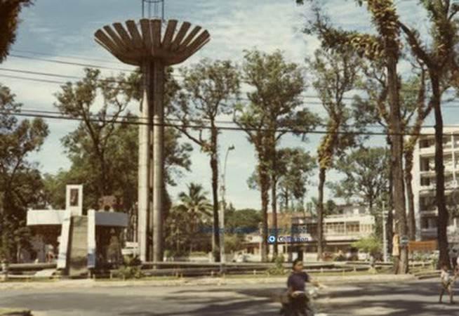 Hình ảnh hồ con rùa những năm thập niên 60-70