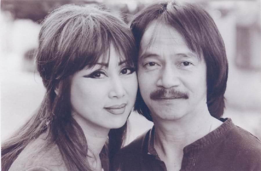 Nhạc sĩ Lê Uyên Phương và danh ca Lê Uyên ghi dấu ấn trong đời sống nhạc Việt giai đoạn những năm thập niên 1970. Ảnh: TL