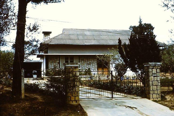 Đà Lạt 1970-71 Photo by John Aires
