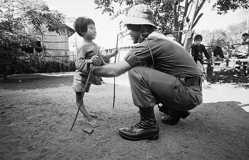 Người lính hòa bình