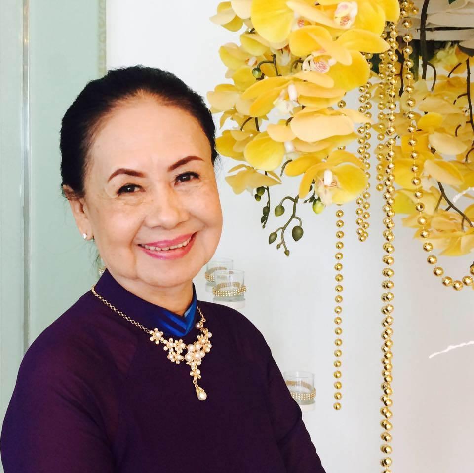 Chị Lưu Dung Anh hiện nay