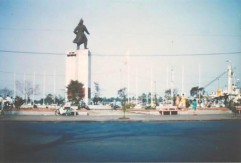Trần Hưng Đạo ảnh chụp năm 1968 -1969