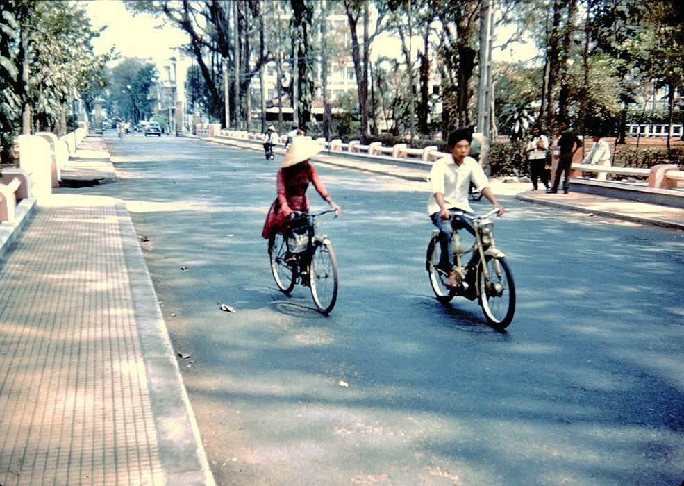 Con đường Trương Công Định ở một góc nhìn khác