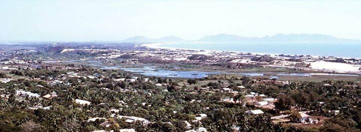 ảnh chụp biển Long Hải những năm 1970