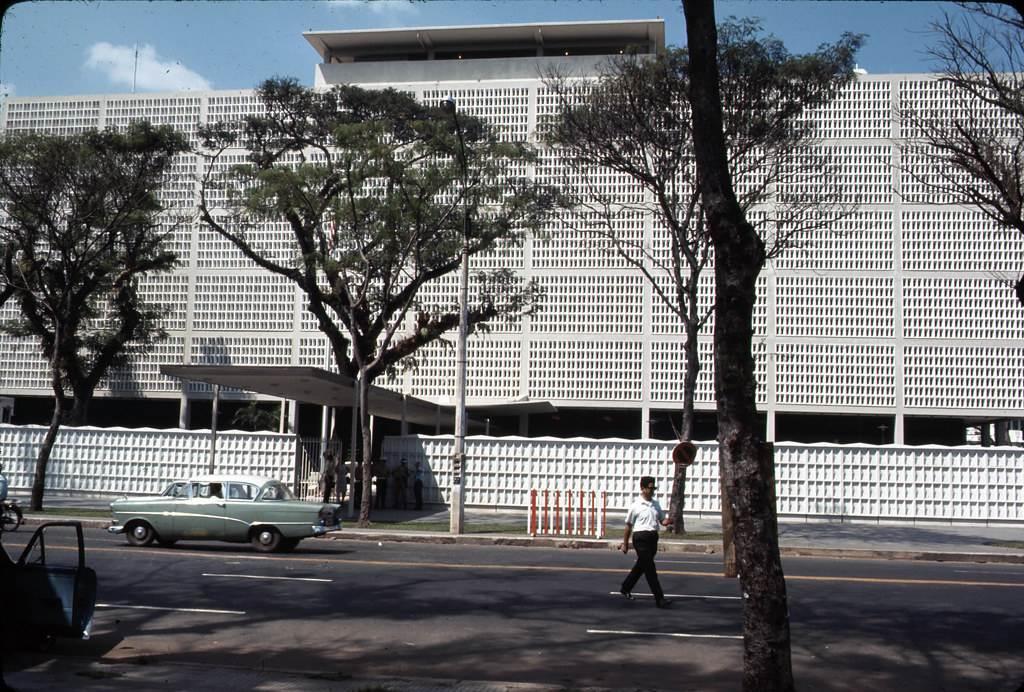 Đại sứ quán Hoa kỳ