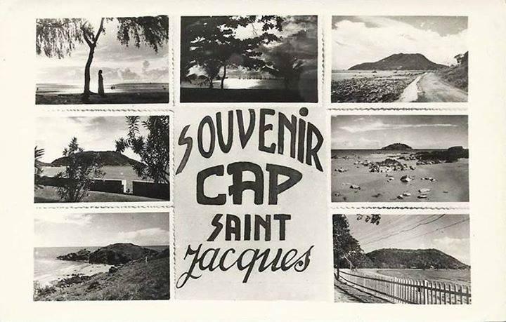 SOUVENIR DE CAP ST JACQUES