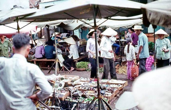 Chợ Vũng Tàu 1970-1971