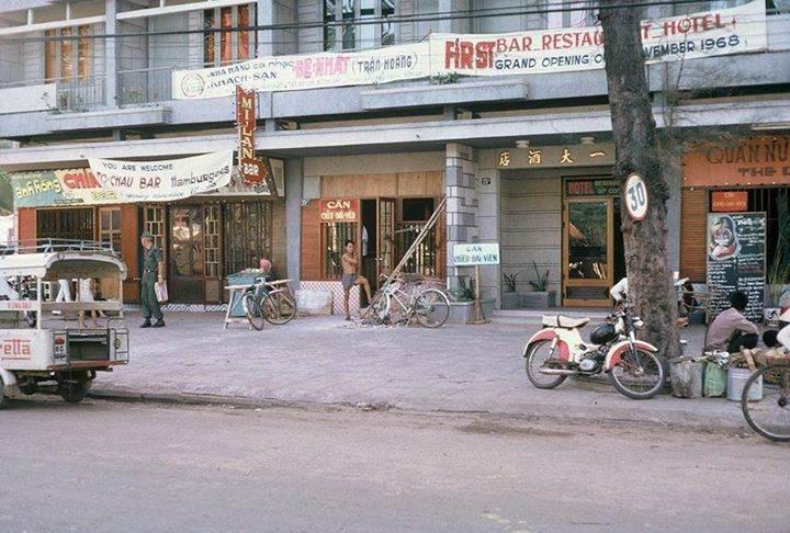 Vũng Tàu 1967 Photo by Tom Twitty