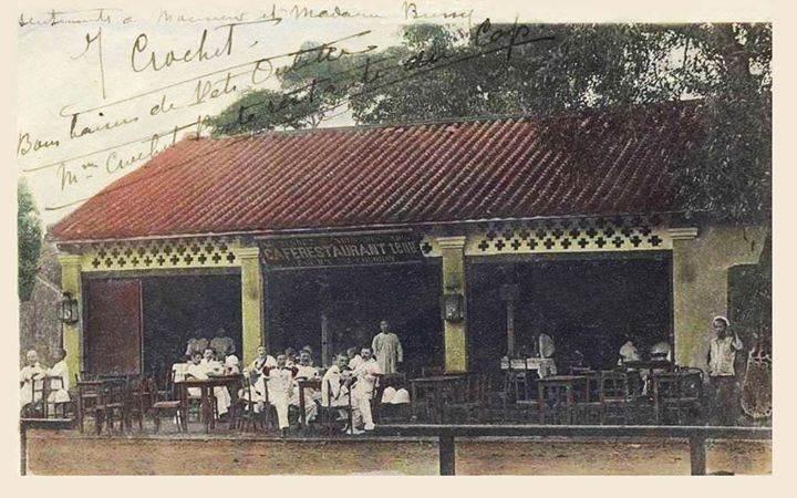 Cap St Jacques - Café Coudray