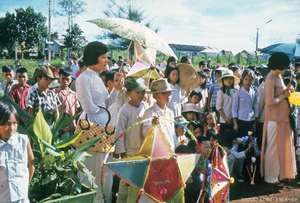 Phước Long 1968-69. Đèn lồng ngôi sao
