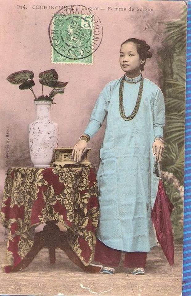 Cô Ba Thiệu là người giành chiến thắng trong cuộc thi sắc đẹp đầu tiên ở Nam Kỳ do người Việt tổ chức.