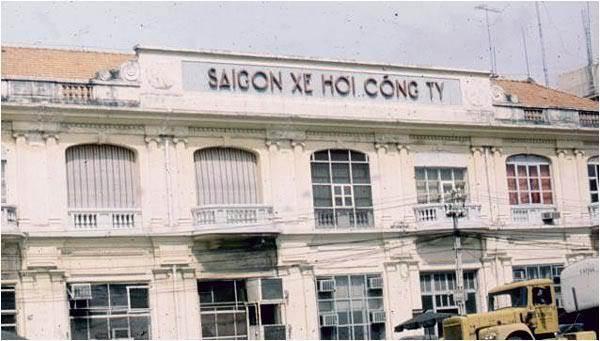 Công ty xe hơi Sài Gòn