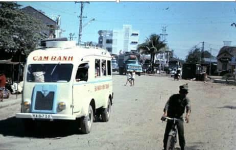 Xe Renault tại Cam Ranh