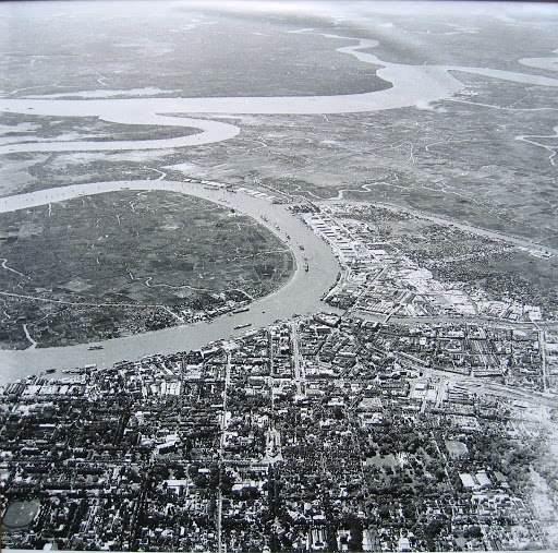 Một góc chụp khác của Kênh Thị Nghè