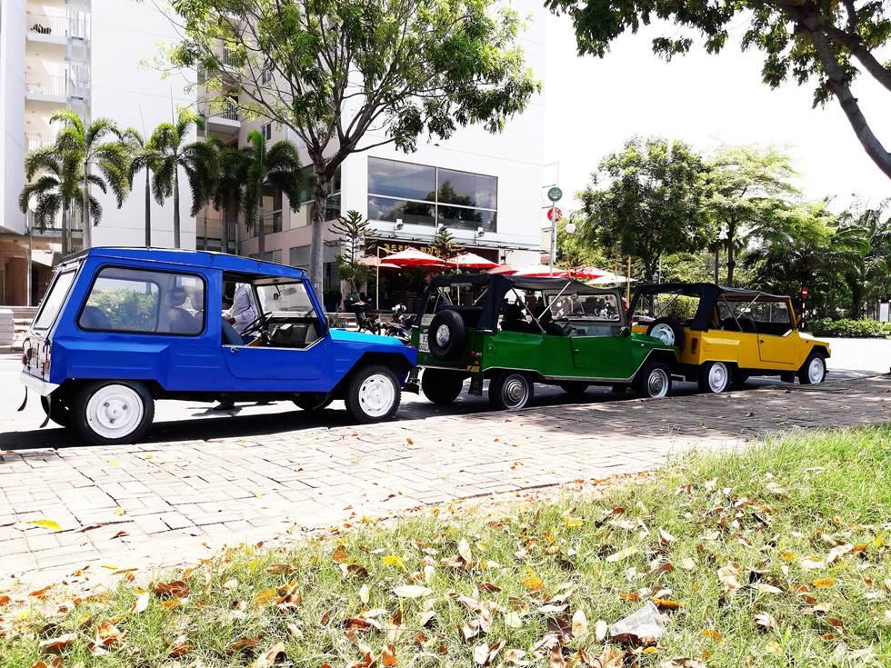 Những chiếc xe La Dalat được dân chơi xe sưu tầm