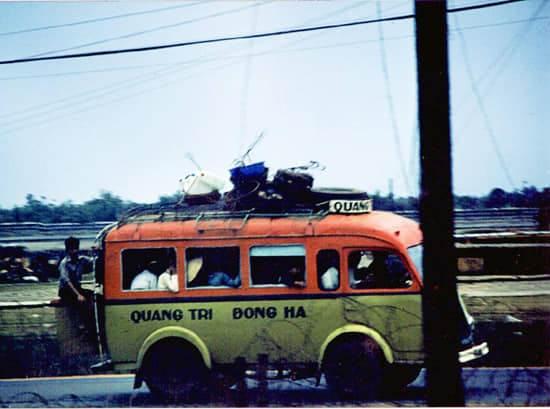 Xe Renault tuyến Quảng Trị Đông Hà