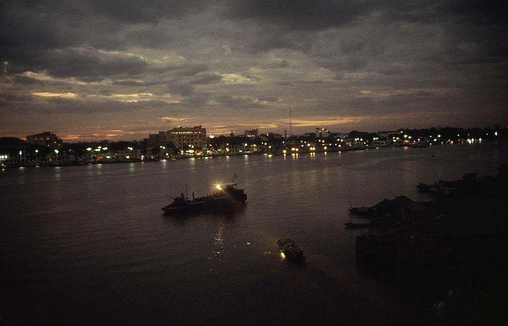 Sài Gòn về đêm những năm 1965