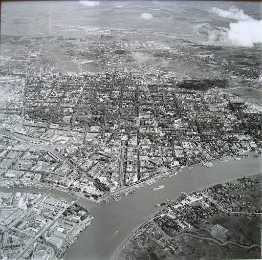 Ảnh chụp Sông Sài Gòn trong bộ sưu tập