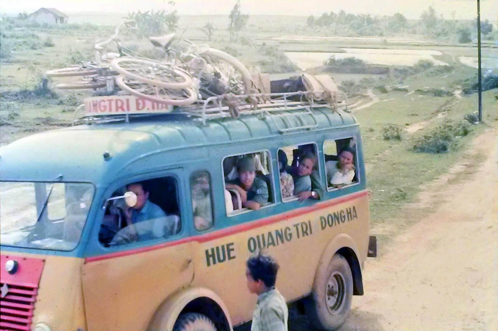 Xe đò Huế - Quảng Trị - Đông Hà