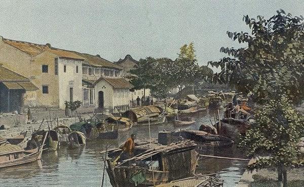 Sài Gòn xưa: Chú Hỷ - Ông vua tàu thủy