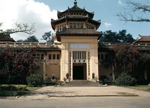Bảo tàng tại Thảo Cầm Viên