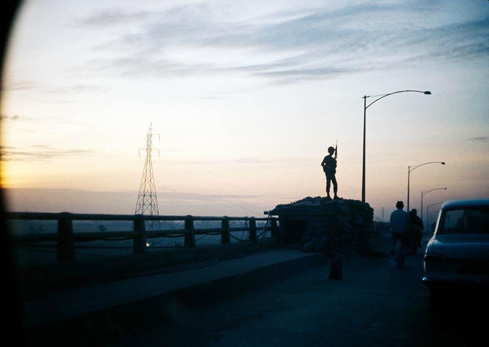 Cầu Sài Gòn ngày xưa