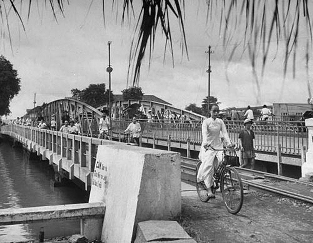 Cầu Thị Nghè gắn liền với nhiều giai đoạn lịch sử Sài Gòn