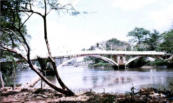 Cầu Thị Nghè năm xưa - Ảnh Internet