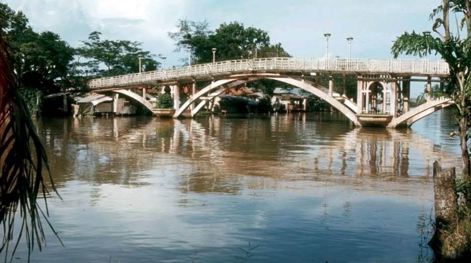 Cầu Thị Nghè hồi trước 1975