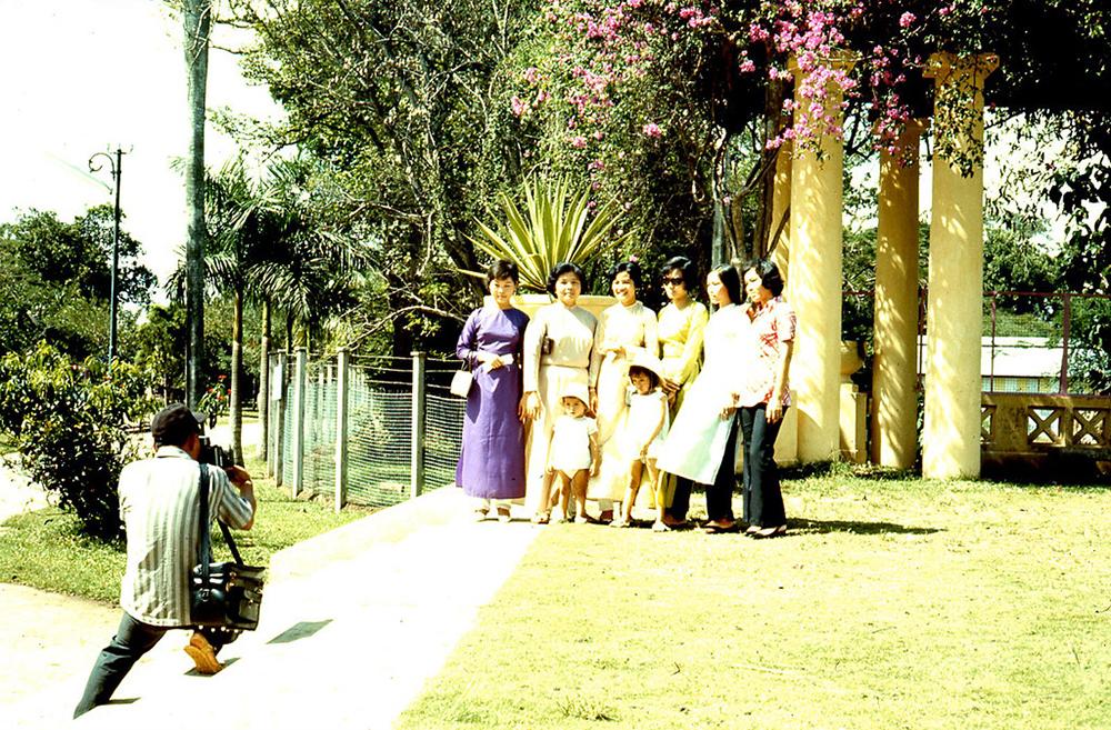 Một ngày dạo chơi ở Thảo Cầm Viên trước năm 1975