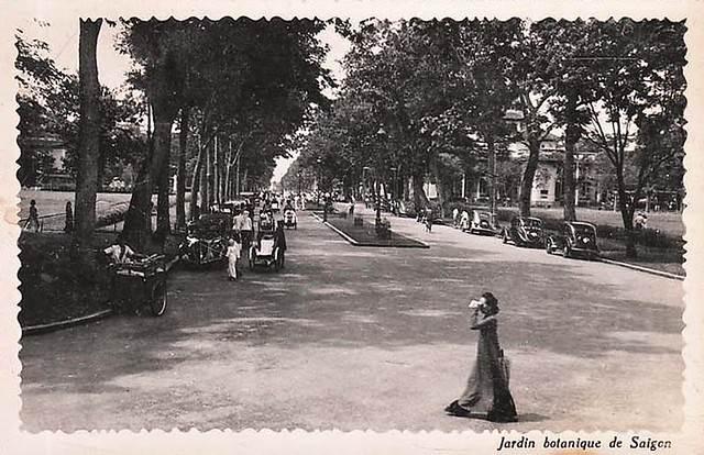 Thảo Cầm Viên Sài Gòn ngày xưa
