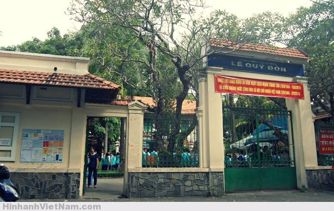 Trường Lê Quý Đôn