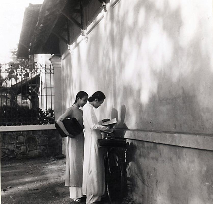 Hai cô giáo người Việt của trường Collège Chasseloup-Laubat