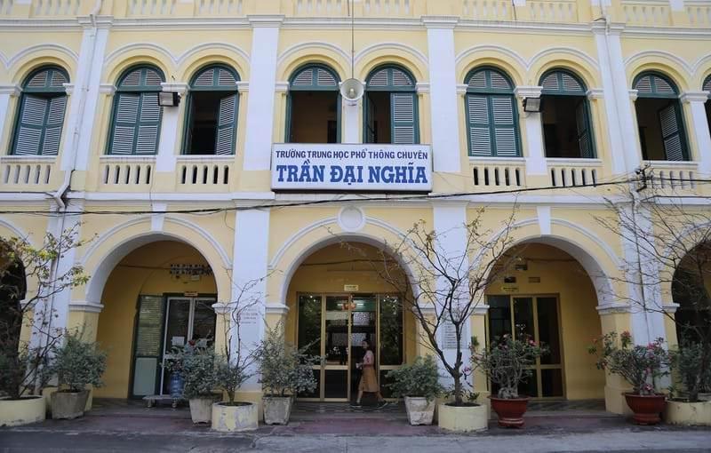 Trường THPT chuyên Trần Đại Nghĩa ngày nay