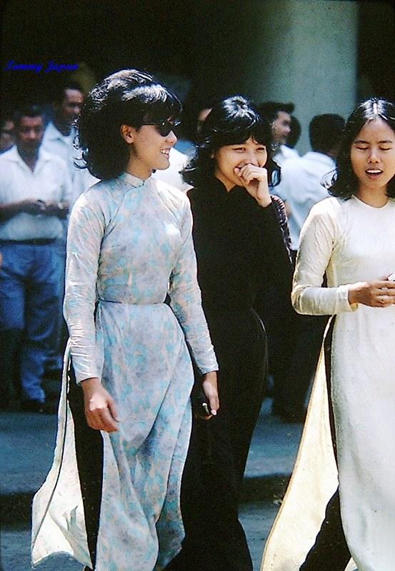 Hình ảnh áo dài đã đi sâu vào tiềm thức của người Sài Gòn nói chung và Việt Nam nói riêng, trở thành nguồn cảm hứng bất tận cho nghệ thuật.