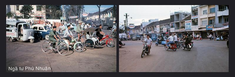 Ngã Tư Phú Nhuận những năm 1960