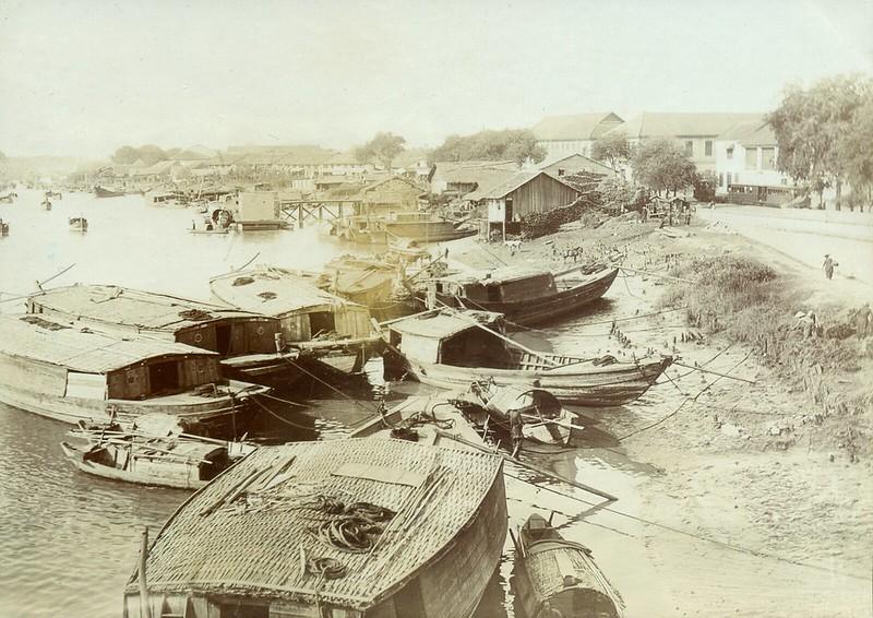 Những chiếc thuyền của thương nhân người Hoa