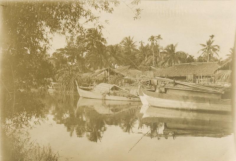 Bên trong Thảo Cầm Viên Sài Gòn 1902