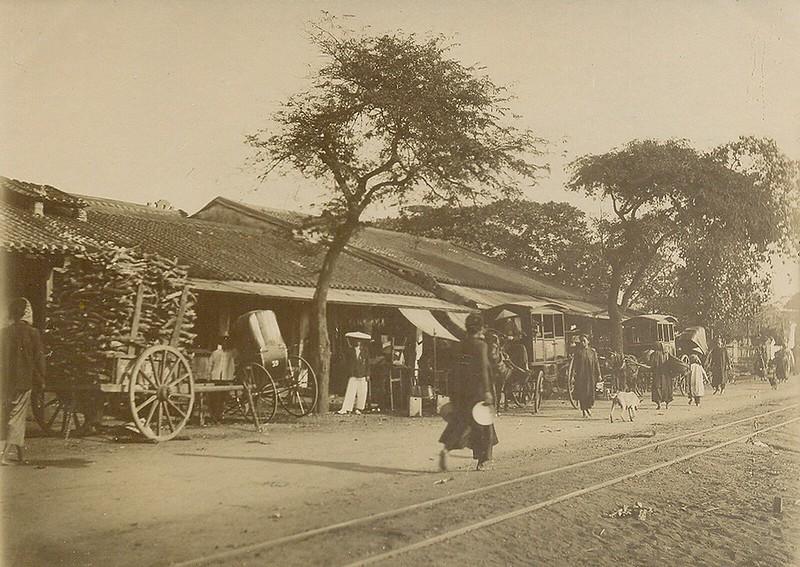 Đa Kao - Sài Gòn 1902